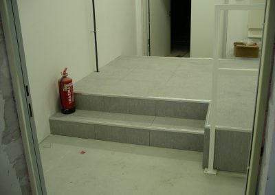 Lépcső álpadlóból 5